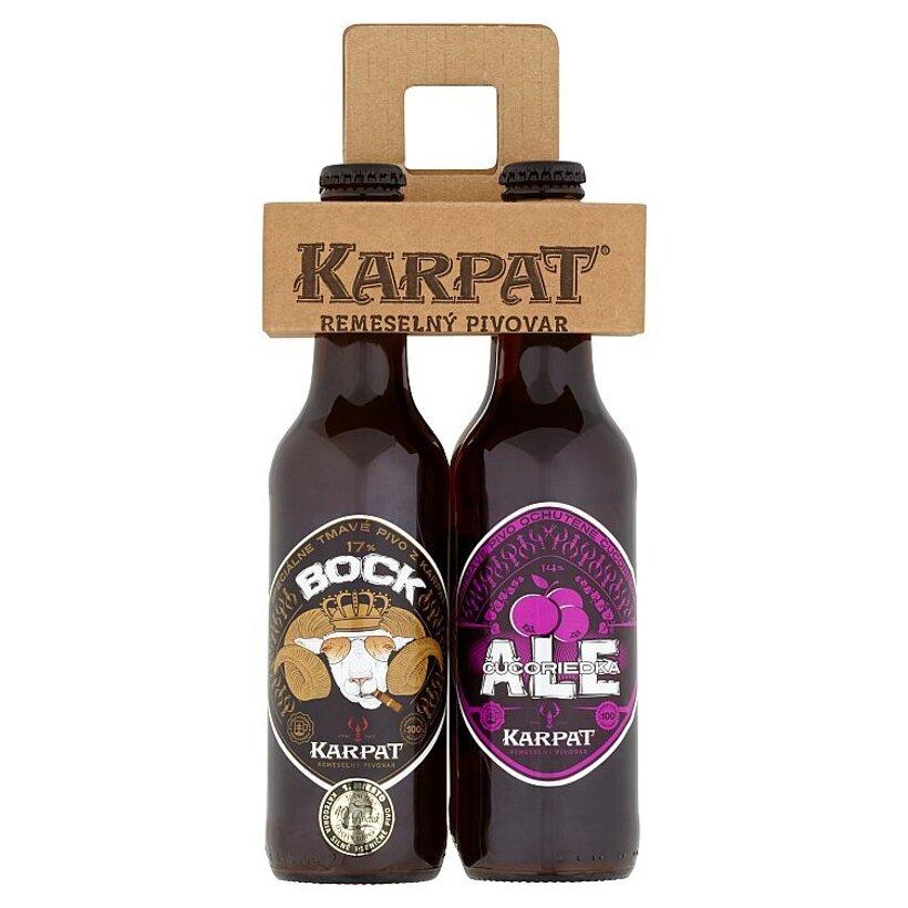 KARPAT Sezónny mix 4 x 330 ml