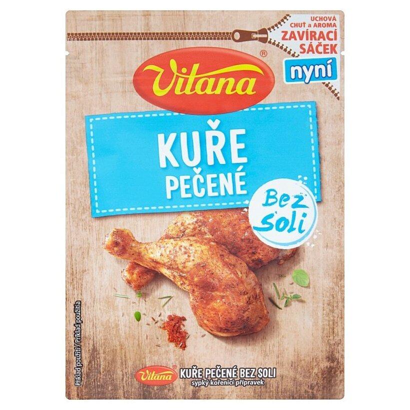 Vitana Kura pečené bez soli 18 g