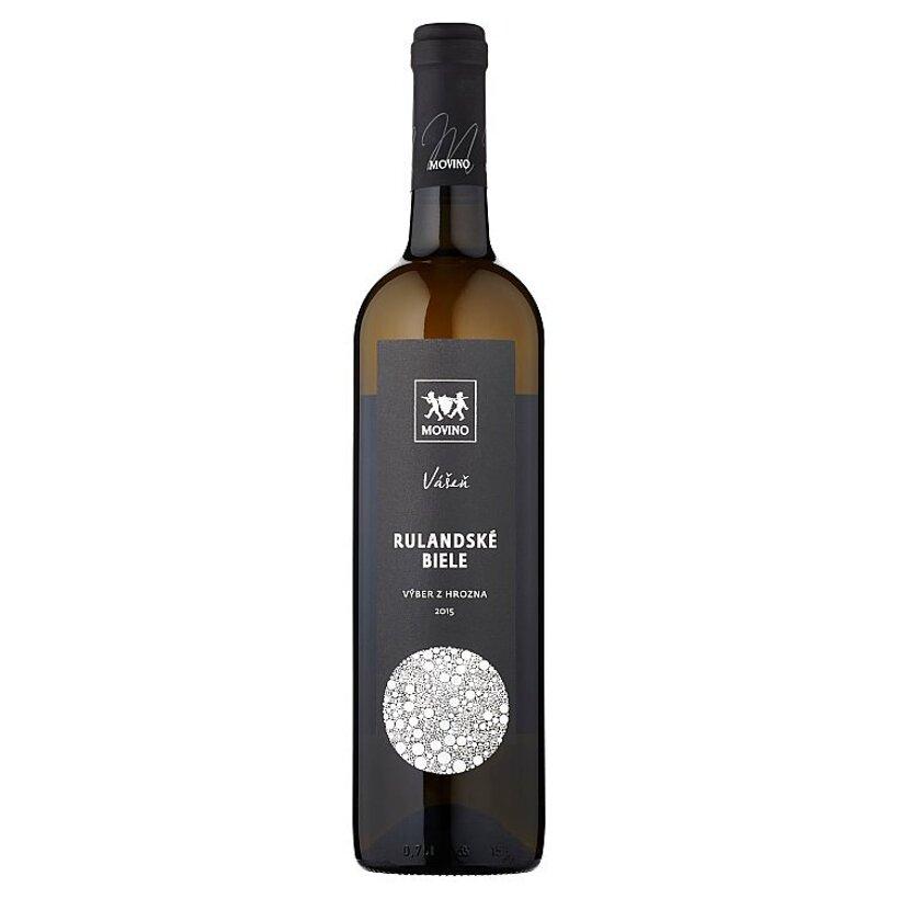 Movino Vášeň Rulandské biele výber z hrozna víno biele suché 0,75 l