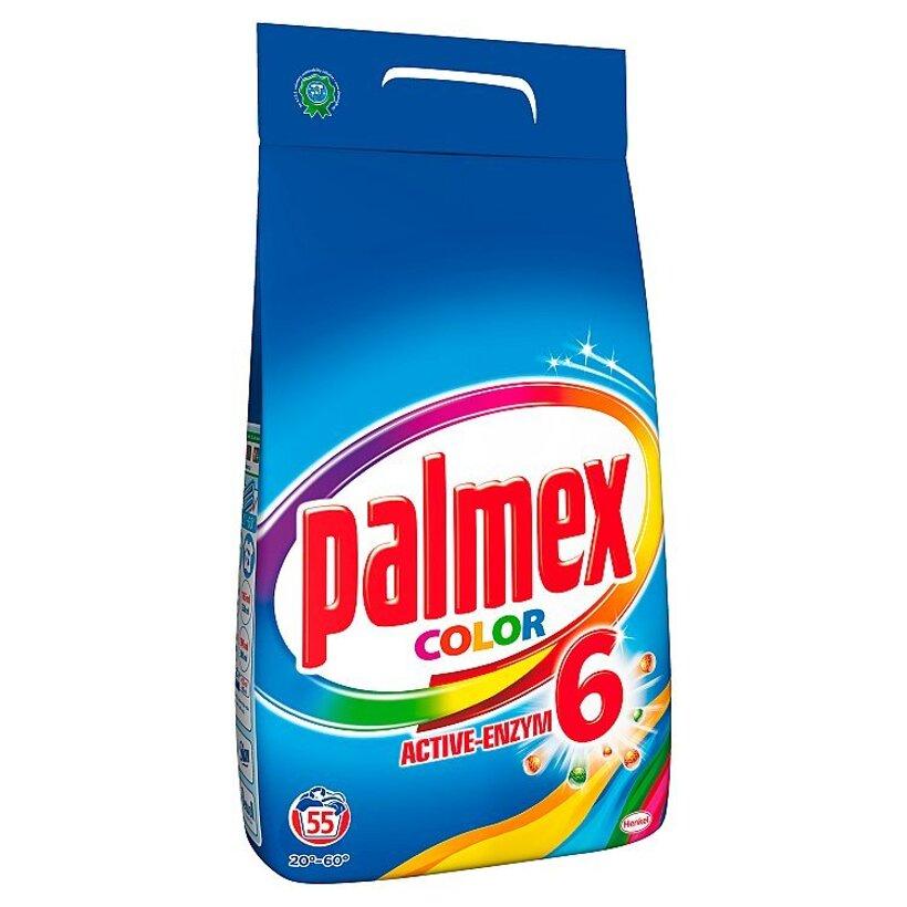 Palmex Color univerzálny prací prostriedok 55 praní 3,85 kg