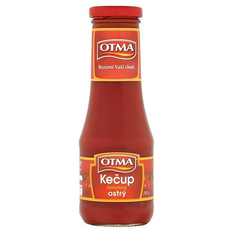 Otma Kečup ostrý 310 g