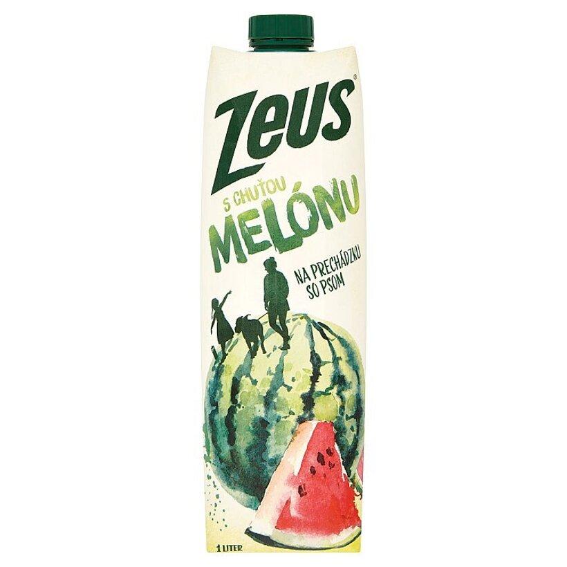 Zeus S chuťou melónu 1 l