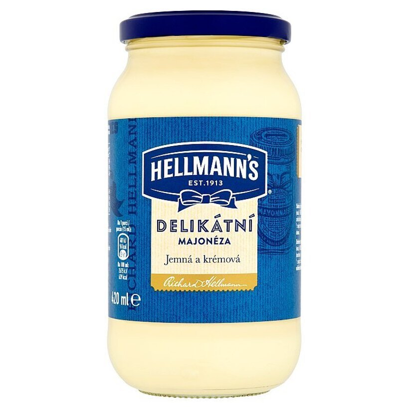 Hellmann's Majolenka delikátna 420 ml