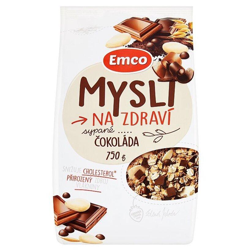 Emco Mysli na Zdraví Mysli sypané čokoláda 750 g