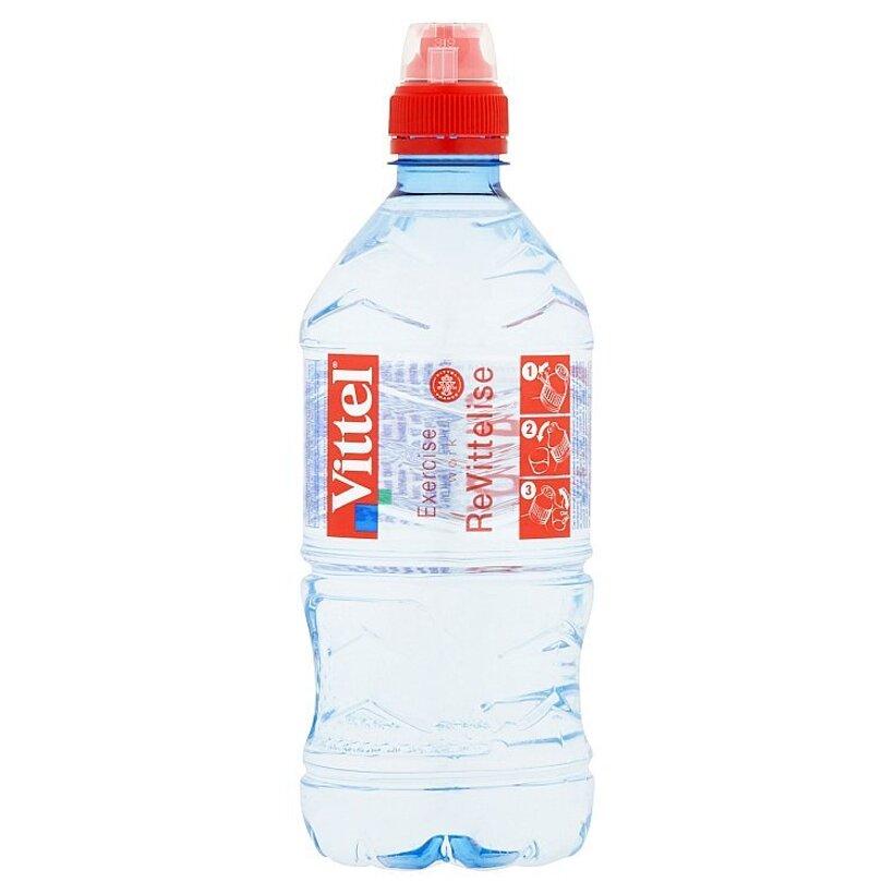Vittel Prírodná minerálna voda 750 ml