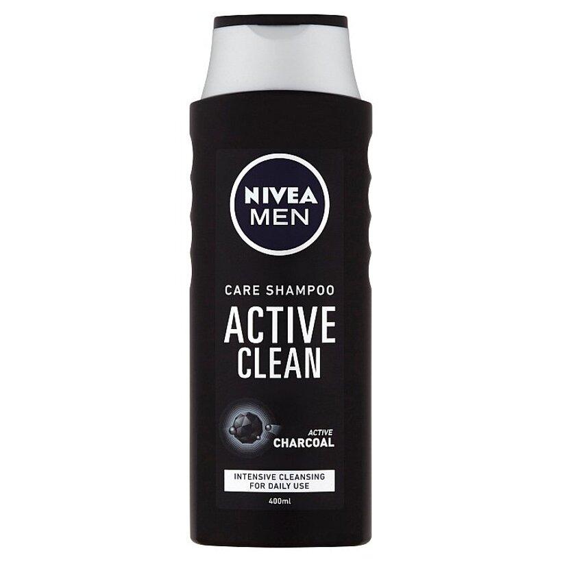 Nivea Men Active Clean Šampón pre mužov 400 ml
