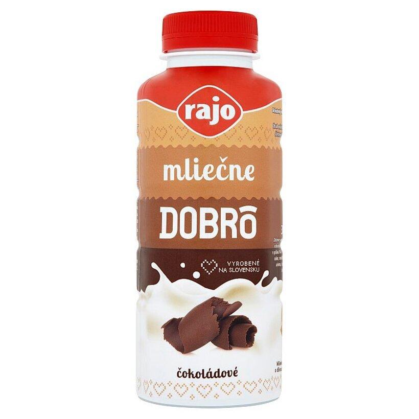 Rajo Mliečne Dobrô čokoládové 350 ml