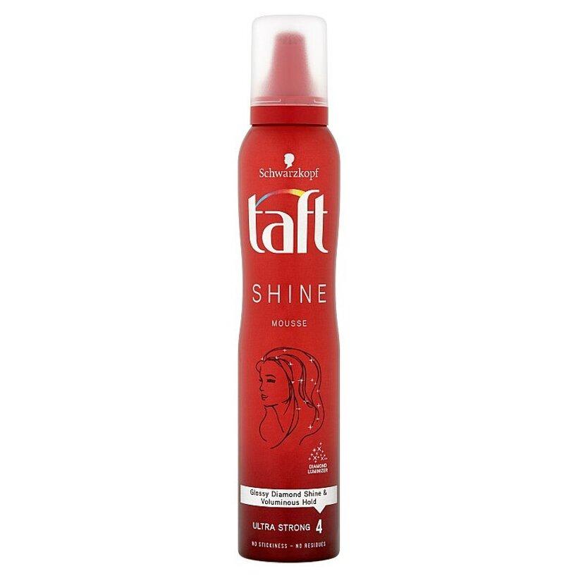 Taft Shine penové tužidlo Ultra Strong 4 200 ml