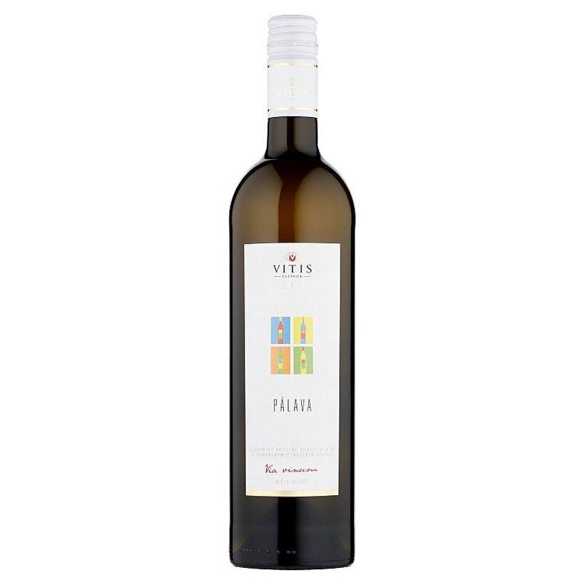 Vitis Pezinok Galéria Pálava akostné odrodové víno biele suché 0,75 l
