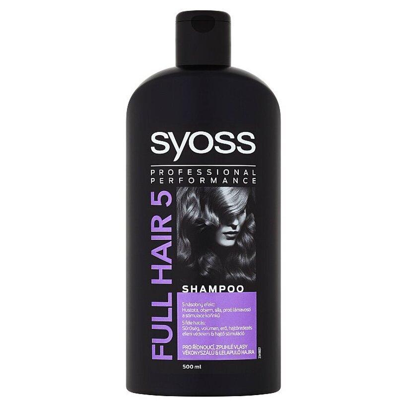 Syoss šampón Full Hair 5 500 ml
