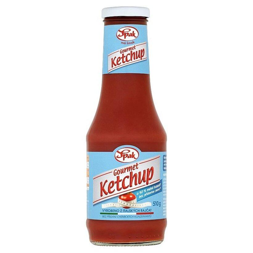 Spak Gourmet Kečup jemný 510 g