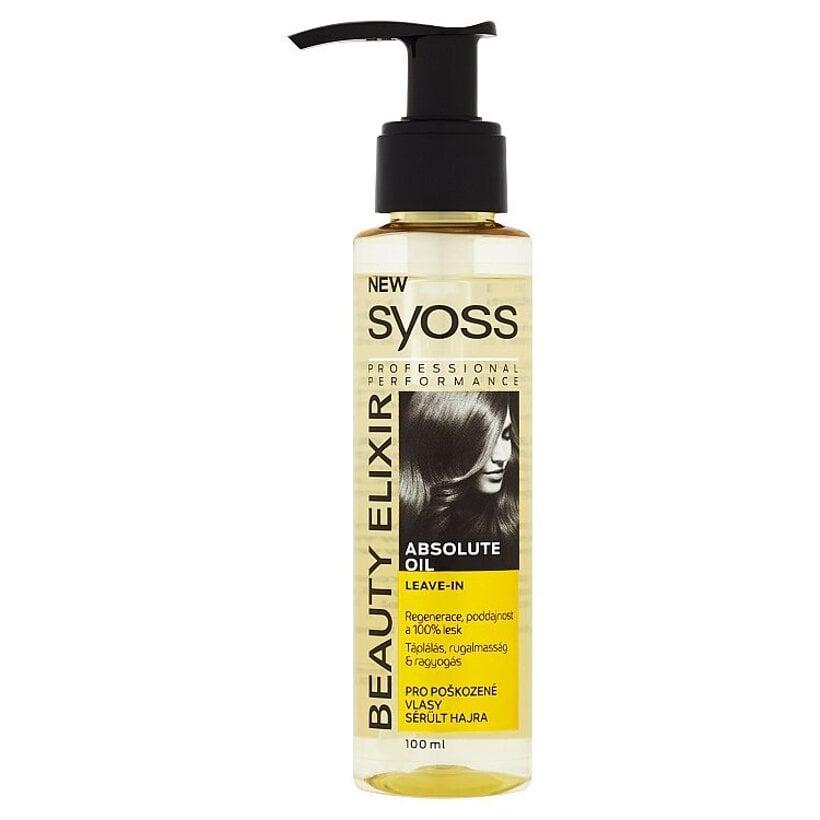 Syoss Beauty Elixir Absolute Oil 100 ml