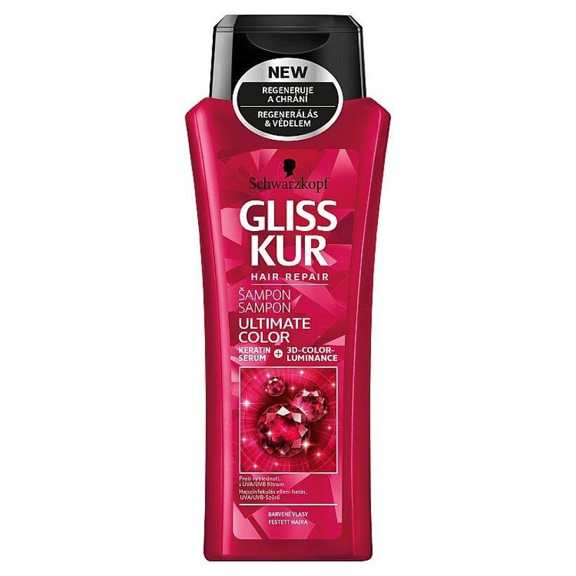 Gliss Kur šampón Ultimate Color 250 ml