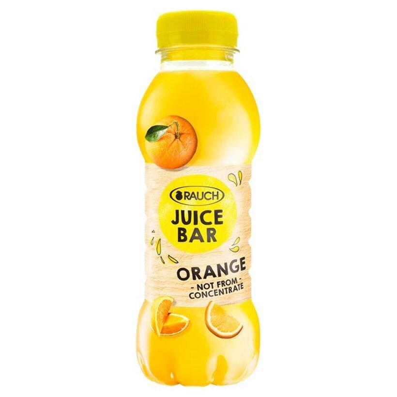 JuiceBar 100% pomarančová šťava 330 ml