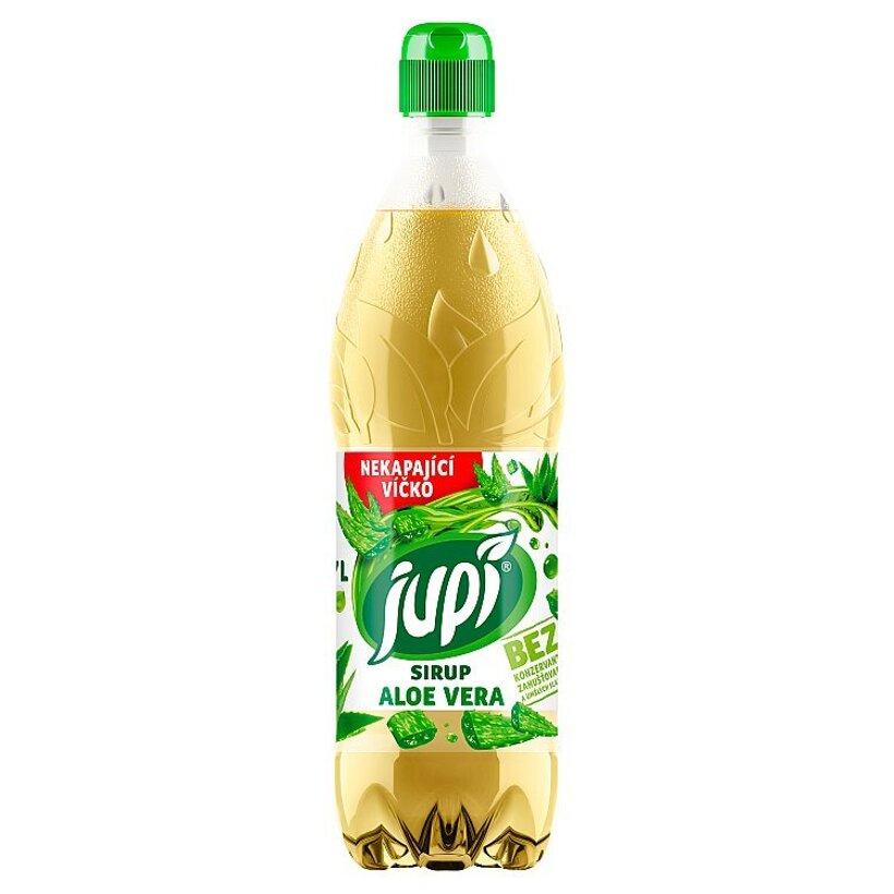 Jupí Sirup aloe vera 0,7 l