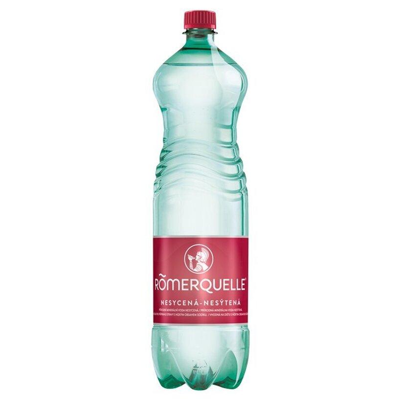 Römerquelle Prírodná minerálna voda nesýtená 1,5 l