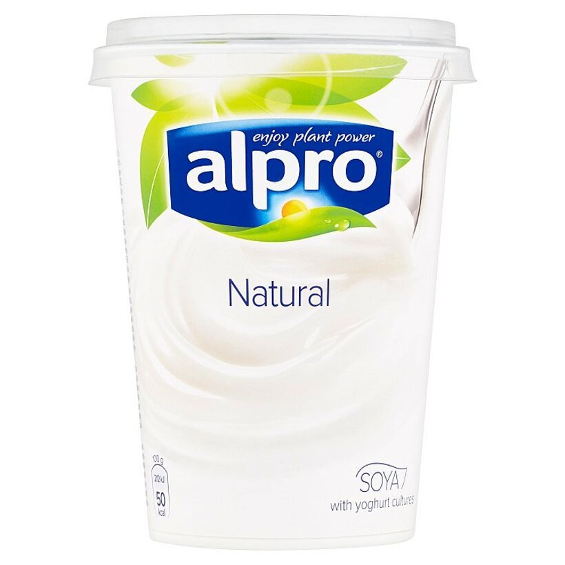 Alpro Fermentovaný sójový výrobok 500 g