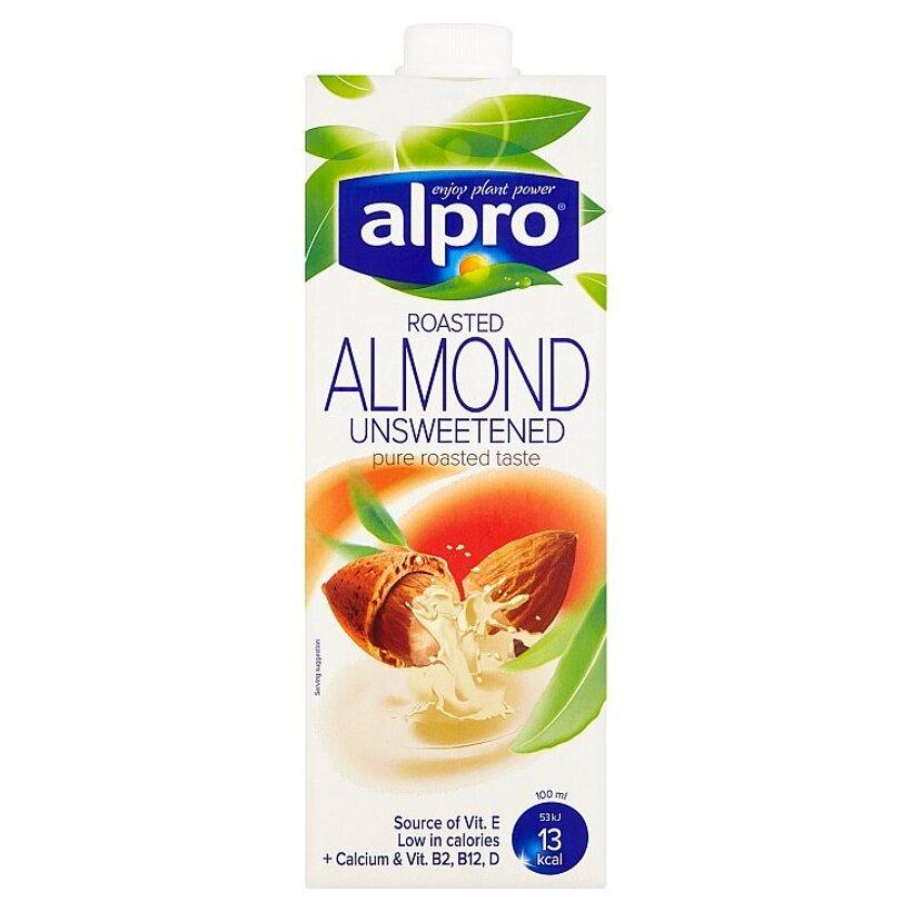Alpro Mandľový nápoj nesladený 1 l