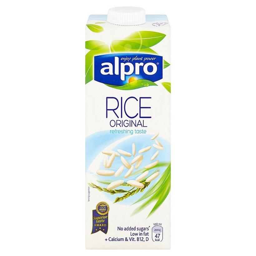 Alpro Ryžový nápoj 1 l