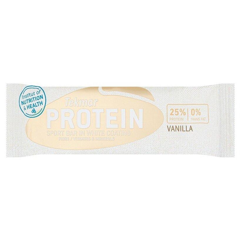 Tekmar Protein Vanilla proteínová tyčinka 60 g