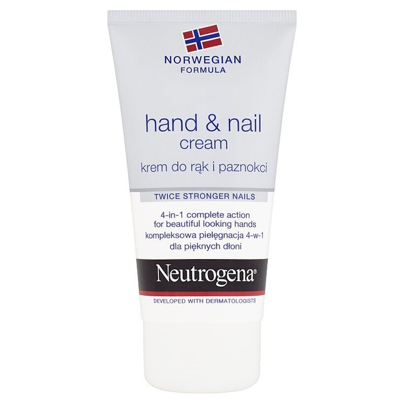 Neutrogena Krém na ruky a nechty 75 ml