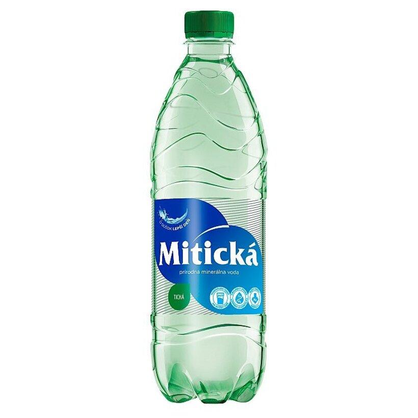 Mitická Prírodná minerálna voda tichá 0,5 l