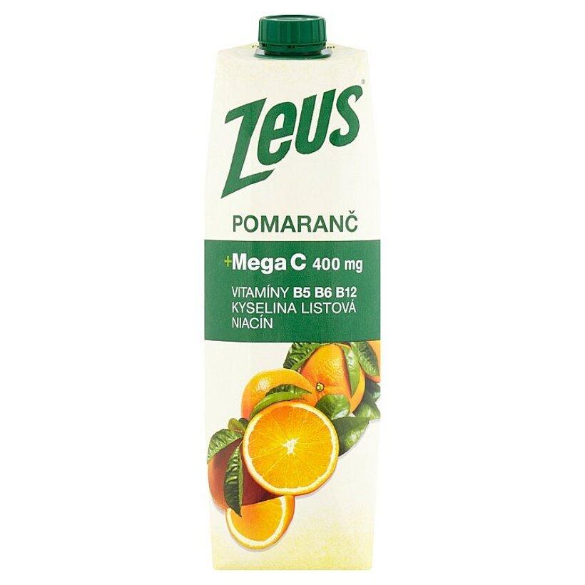Zeus Pomaranč 1 l