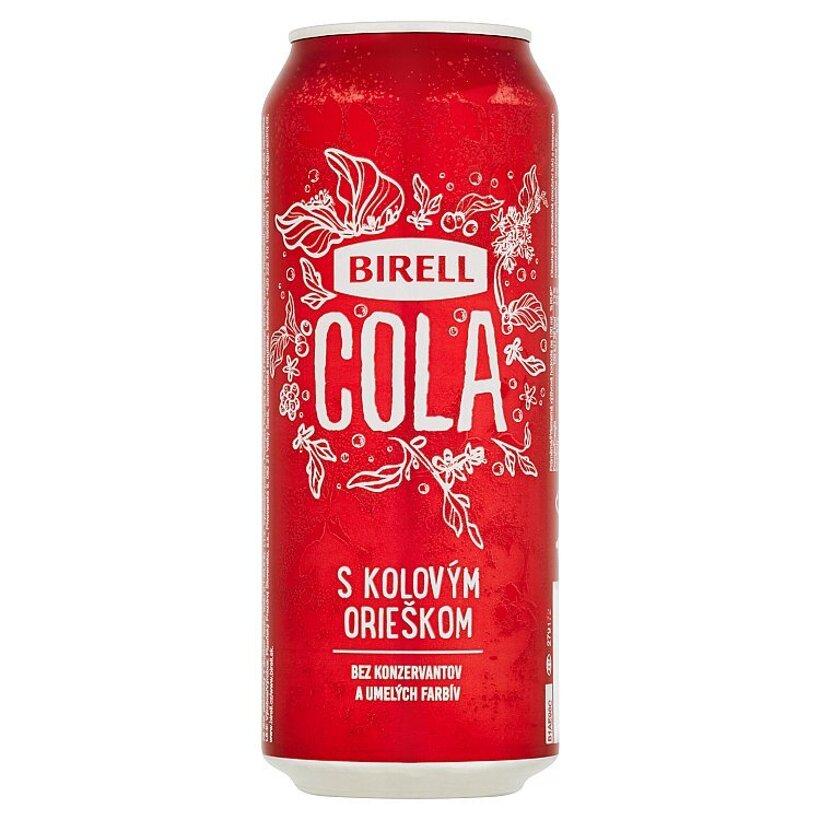 Cola od Birellu miešaný nealkoholický nápoj 0,5 l
