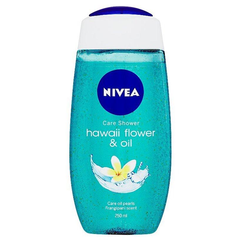 Nivea Hawaii Flower & Oil Osviežujúci sprchový gél 250 ml