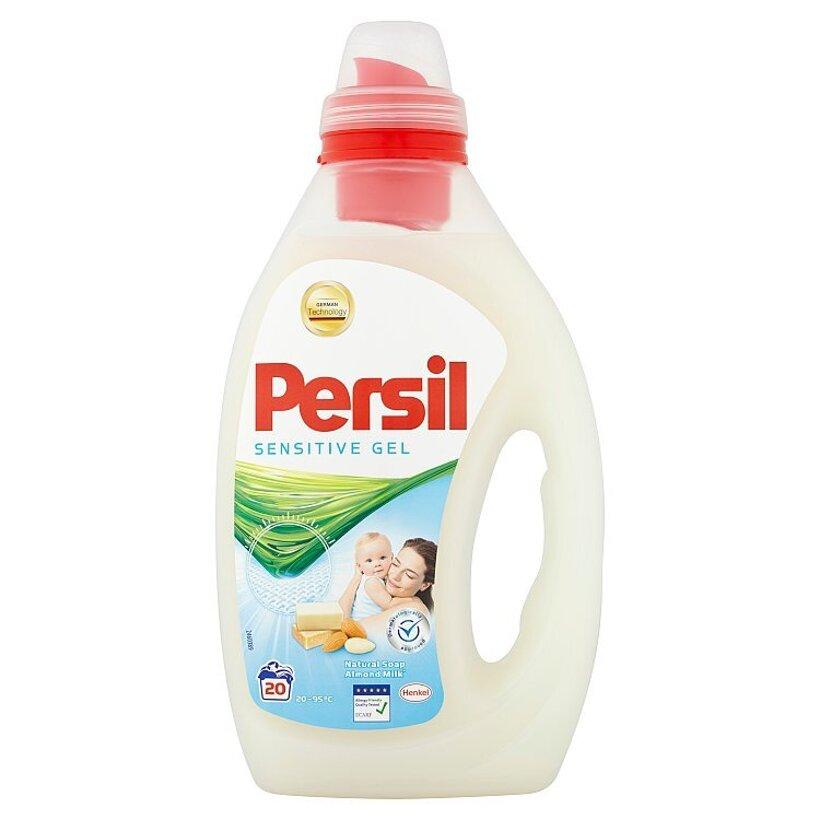 Persil Sensitive Gel prací prostriedok 20 praní 1,00 l