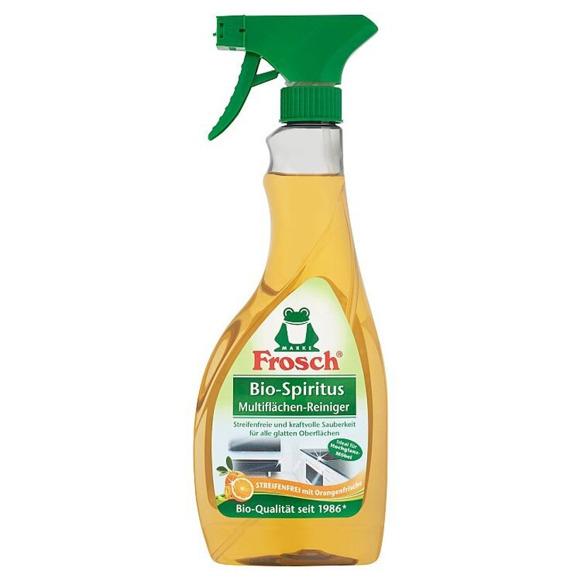 Frosch BIO multifunkčný čistič na lesklé povrchy 500 ml