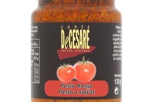 Conte DeCesare Pesto z paradajok 135 g