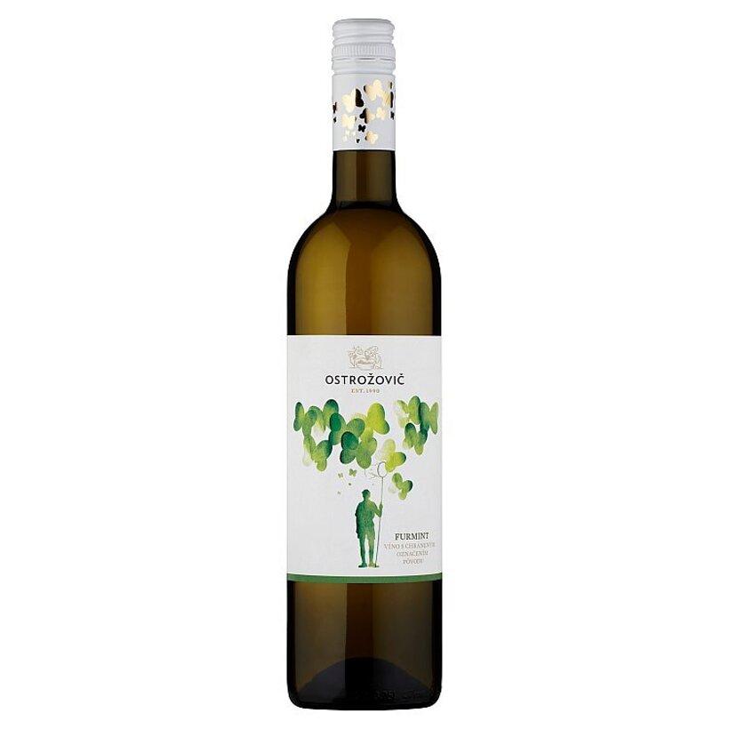 Ostrožovič Furmint víno biele suché 0,75 l