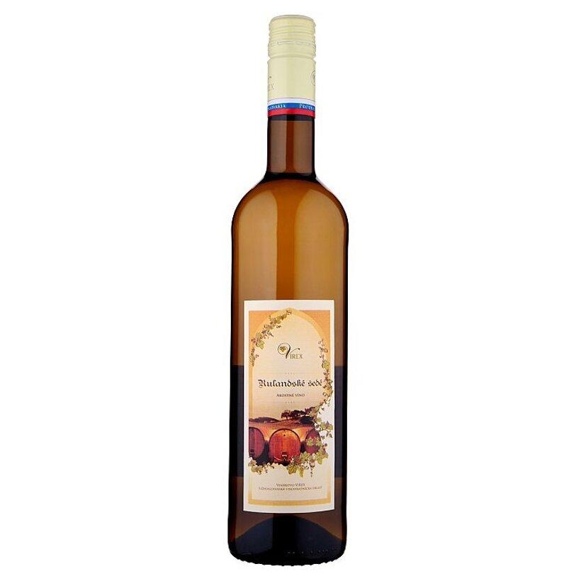 Virex Rulandské šedé akostné víno biele suché 0,75 l