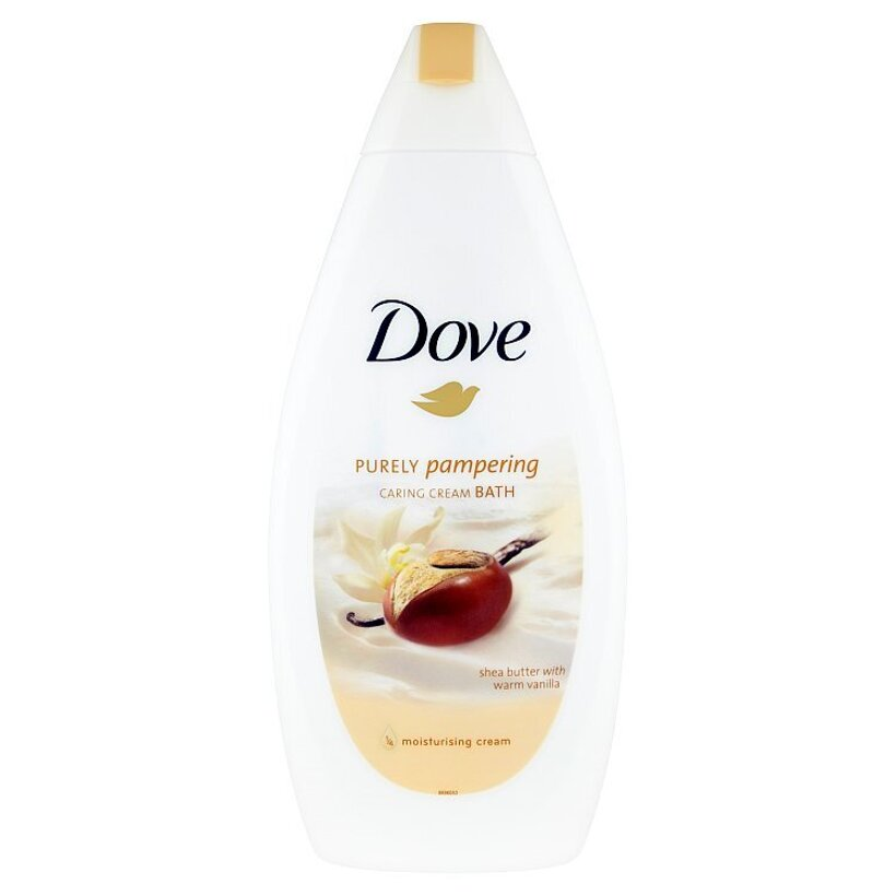 Dove Purely pampering krémová pena do kúpeľa 500 ml