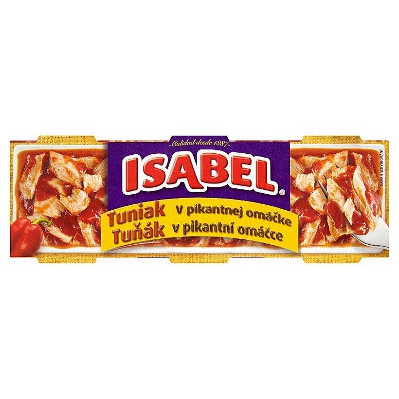 Isabel Tuniak v pikantnej omáčke 3 x 80 g