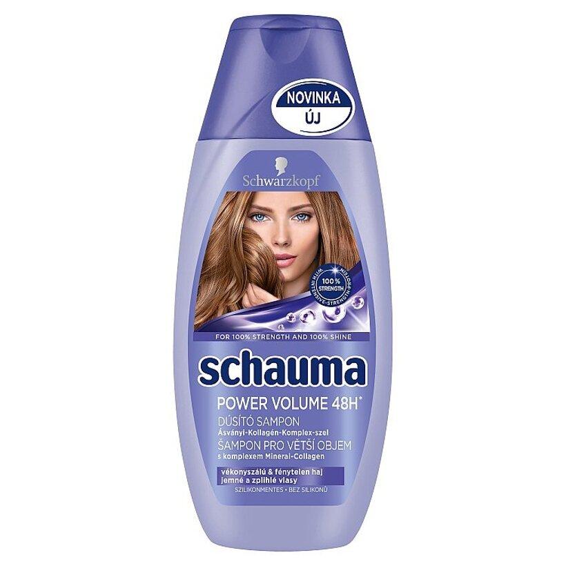 Schauma Power Volume 48h Šampón pre plnší objem 250 ml
