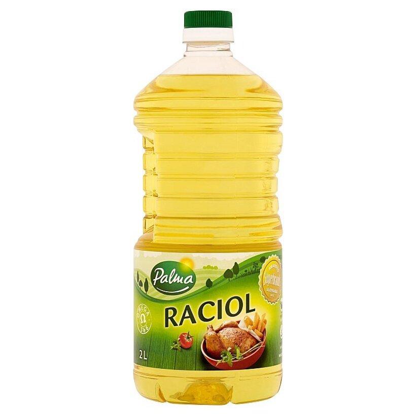 Palma Raciol Repkový olej 2 l