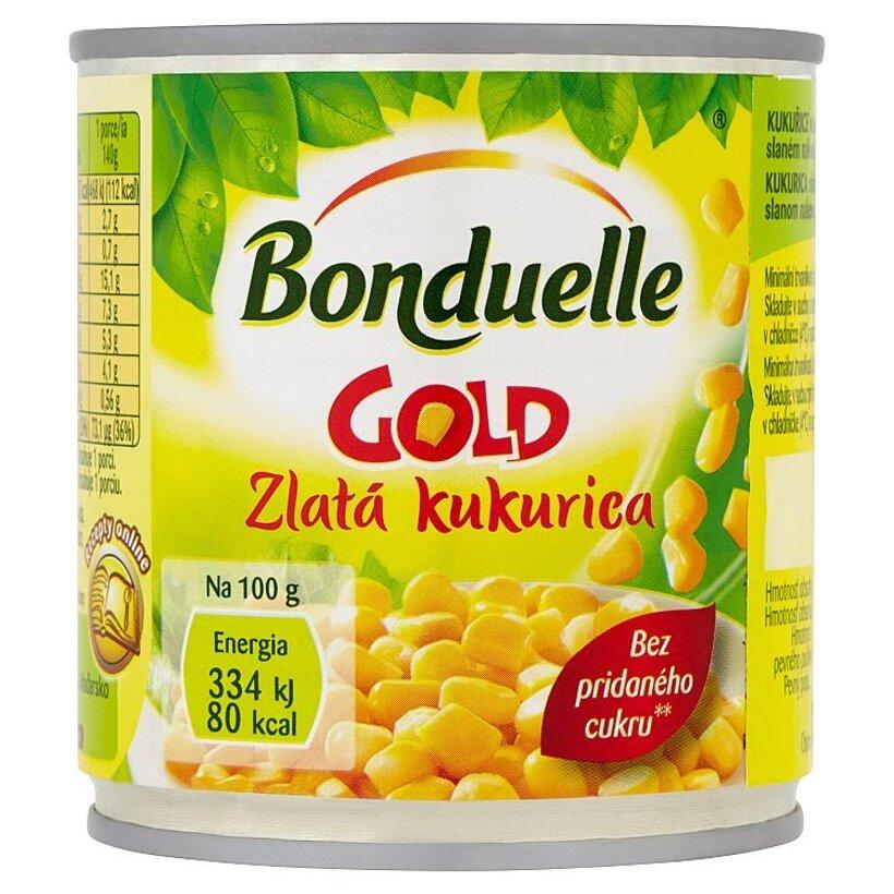 Bonduelle Gold Zlatá kukurica 170 g