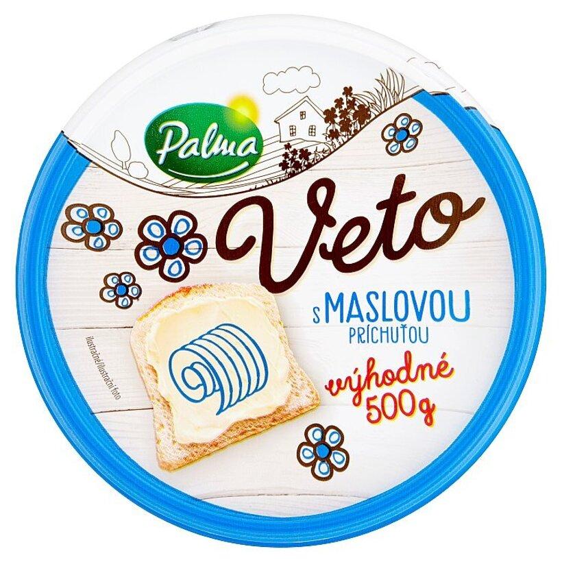 Palma Veto výhodné s maslovou príchuťou 500 g