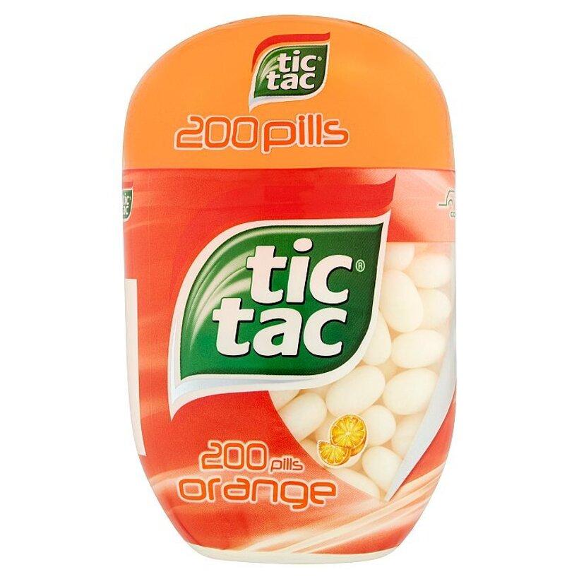 Tic Tac 200 orange 98 g