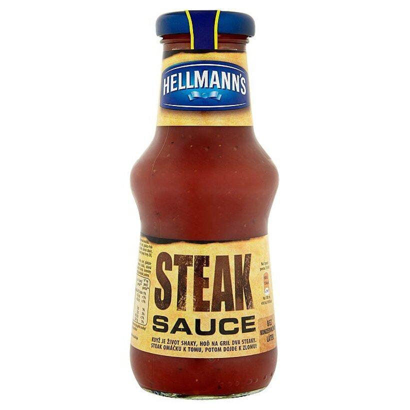 Hellmann's Steak omáčka 250 ml