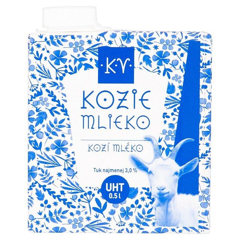 Kozí Vŕšok Kozie mlieko 0,5 l