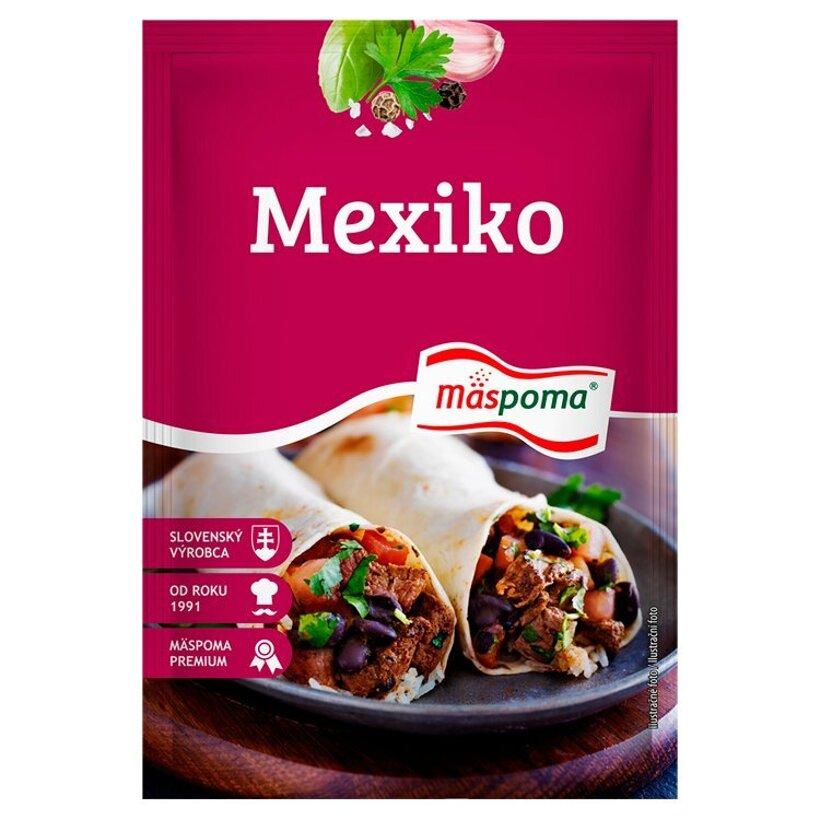 Mäspoma Mexiko koreninová soľ  30 g