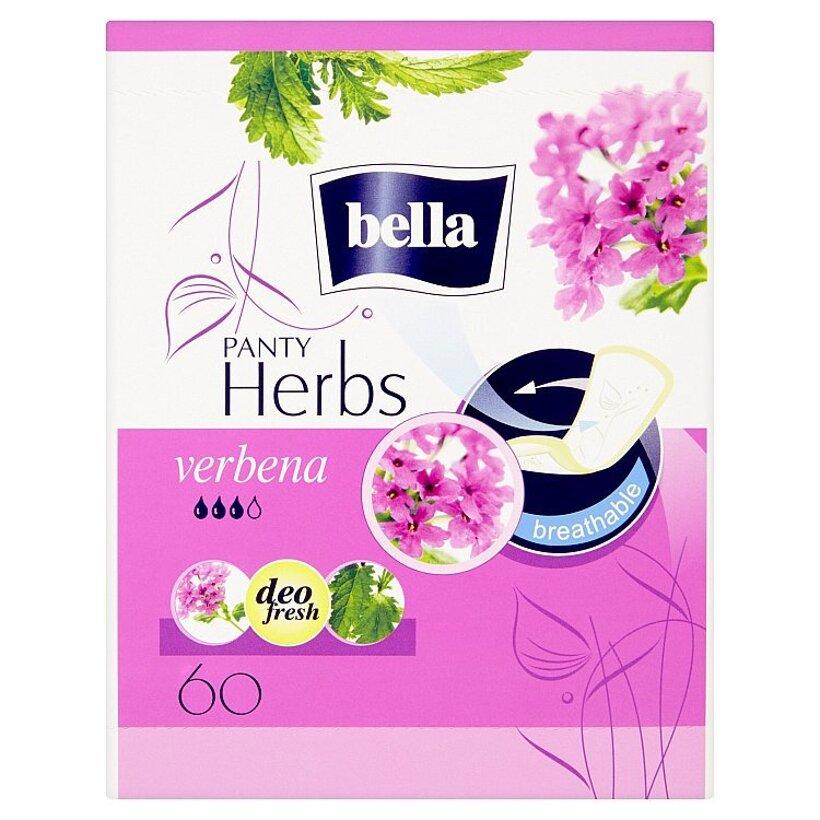 Bella Herbs Verbena priedušné slipové vložky 60 ks