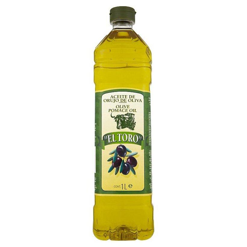 EL Toro Olivový olej z výliskov 1 L