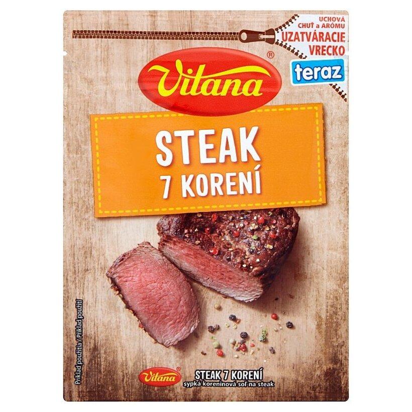Vitana Steak 7 korení 23 g