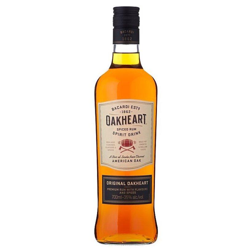 Bacardi Oakheart Original 700 ml