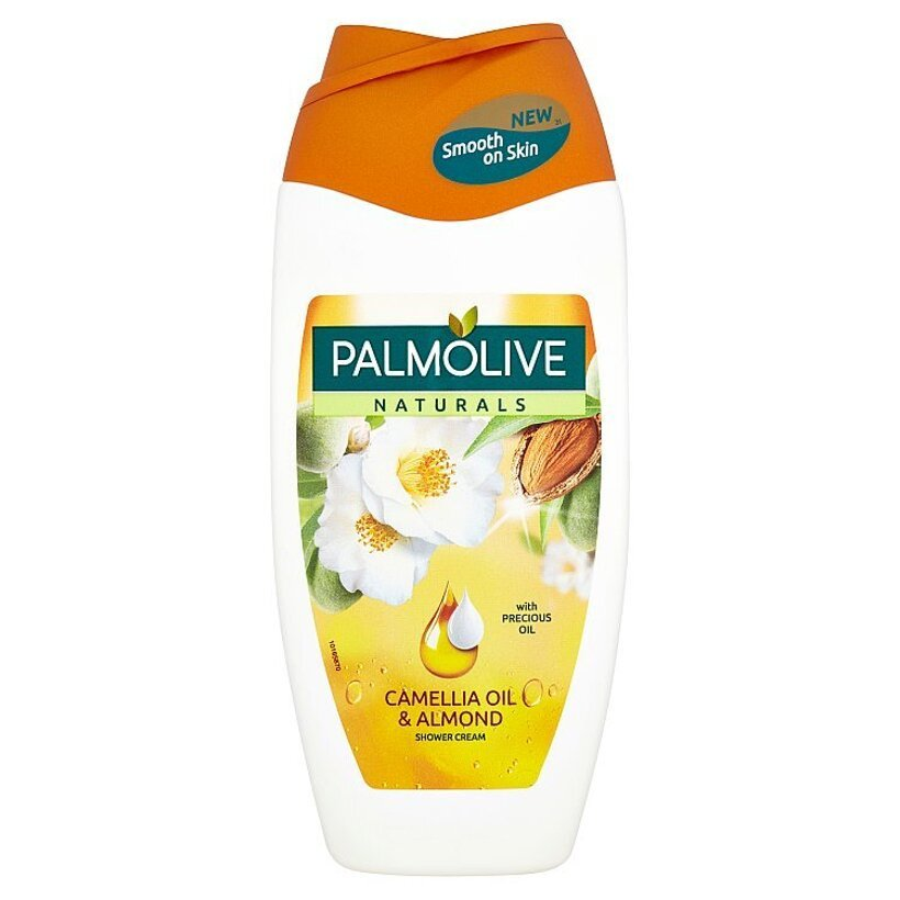 Palmolive Naturals Camellia Oil & Almond sprchový gél 250 ml