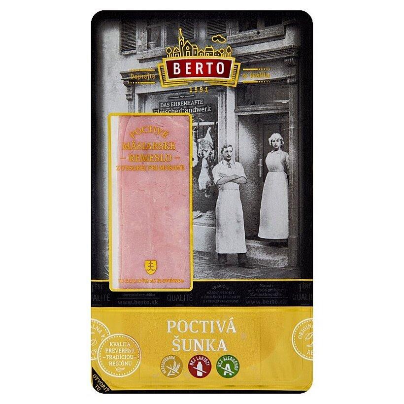 Berto Poctivá šunka 100 g